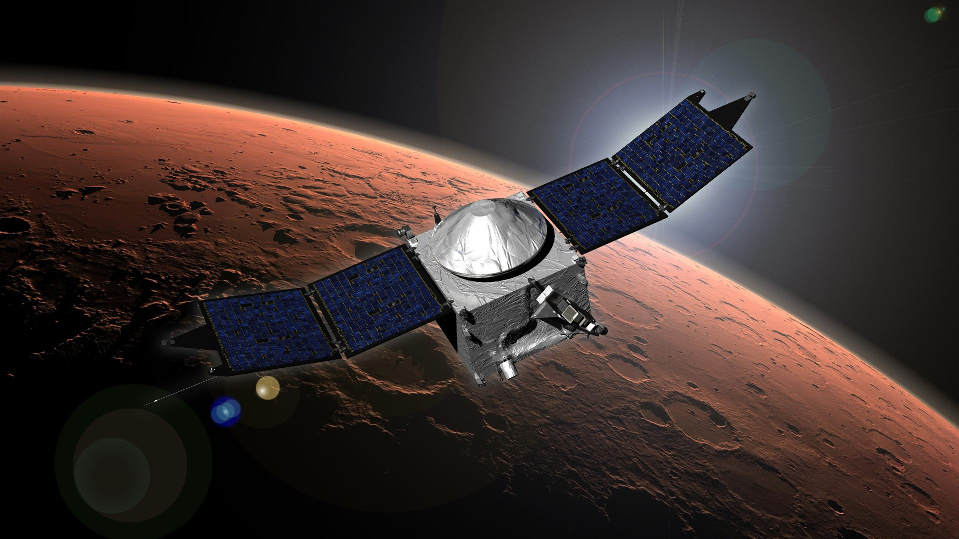 NASAs Next Mars Lander Passes Big Test Ahead   Spacecom