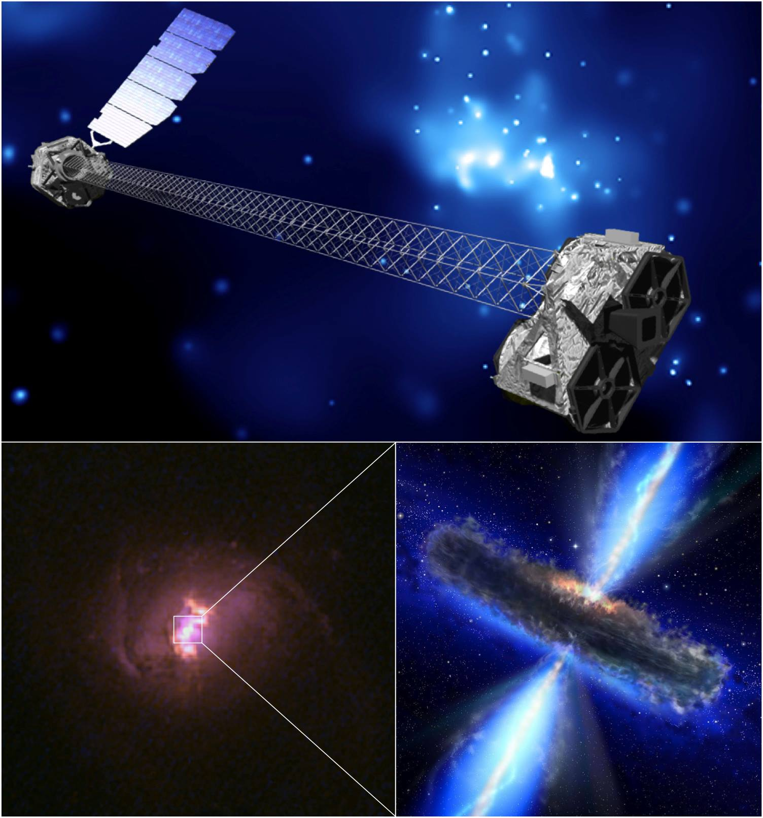 NuSTAR Discovery
