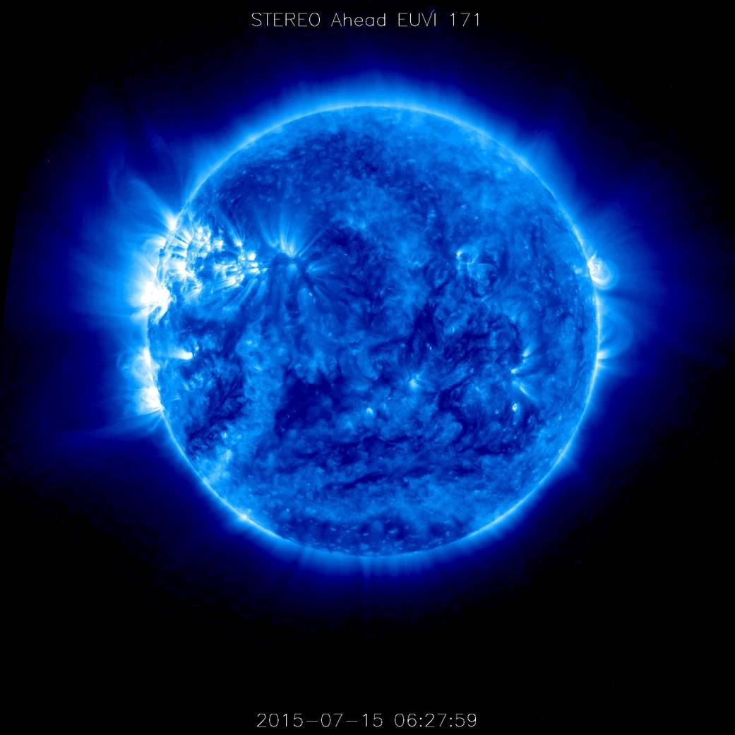 Image Credit: NASA/STEREO